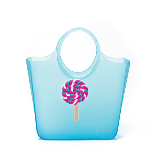 BLMARANG JELLY BAG CARAMELLA (SMALL) 828-EBP318MC